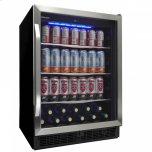 "Riccotta 24"" Single Zone Beverage Center"