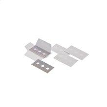 Scraper Blades (for scraper 17000334)