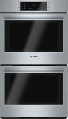 "30"" Double Wall Oven, HBL8651UC, Stainless Steel"