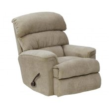 Power Wall Hugger Recliner - Mocha