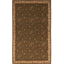 Hard To Find Sizes Grand Parterre Va01 Olive Rectangle Rug 11' X 18'