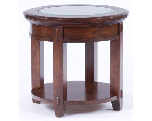 Vantana Round End Table