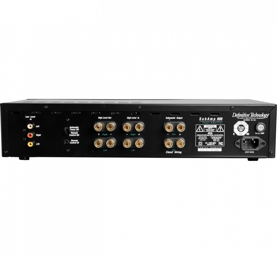 Surprising Subamp600Definitive Technology Reference In Wall Subwoofer Amplifier Wiring Digital Resources Anistprontobusorg