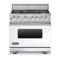 "36"" 5 Series Dual Fuel Range, Natural Gas"