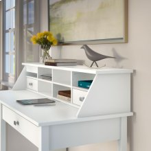 Broadview Desktop Organizer - Pure White