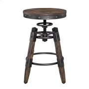 Adjustable Height Bar Stool (RTA) Product Image