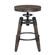Adjustable Height Bar Stool (RTA)