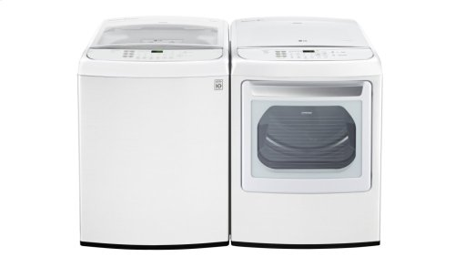 7.3 cu. ft. Smart wi-fi Enabled Front Control Electric Dryer w/ EasyLoad Door