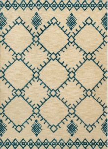Casablanca Safi Cream Rugs