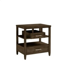 Chelsea Square Raisin Nightstand