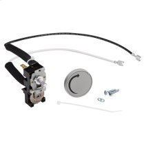 Thermostat Kit, For Kickspace Heaters, 120/240 Vac, 12.5 amps. Temperature Range 40(degree)-130(degree) F