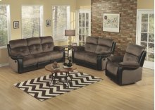 3pc Motion Sofa Set