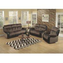 3pc Motion Sofa Set