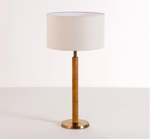 Andover Desk Lamp - Tan