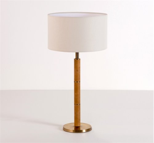Andover Desk Lamp - Tan