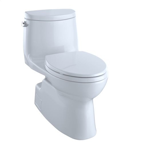 Carlyle® II One-Piece Toilet, 1.28 GPF, Elongated Bowl - Cotton