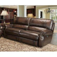 Hawthorne Brown Power Sofa