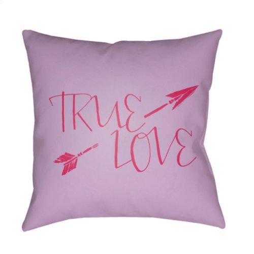 "True Love HEART-023 18"" x 18"""