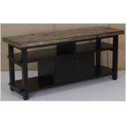 Wylder Rustic Brown TV Console Product Image