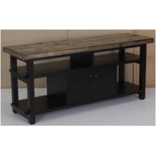 Wylder Rustic Brown TV Console