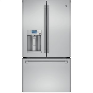 GE CafeENERGY STAR(R) 27.8 Cu. Ft. French-Door Refrigerator with Hot Water Dispenser