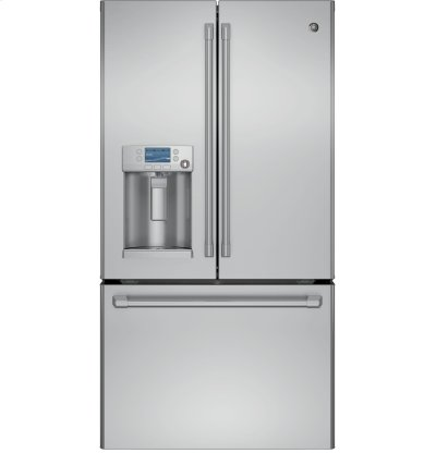 GE Cafe™ Series ENERGY STAR® 27.8 Cu. Ft. French-Door Refrigerator with Hot Water Dispenser Product Image