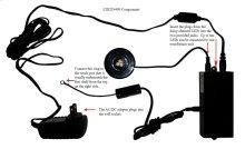 Lighting Kit for Modular Wall Units