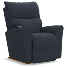 Rowan Power Rocking Recliner w/ Head Rest & Lumbar
