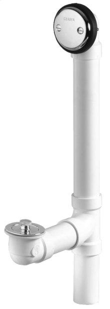 Chrome Gerber® Classics Schedule 40 Pvc Lift & Turn Drain
