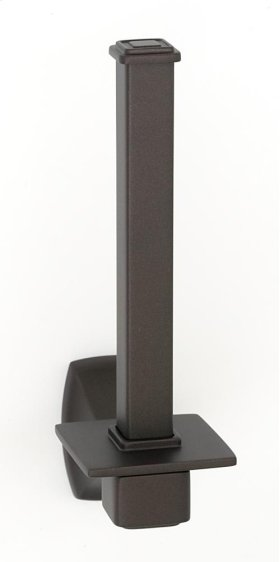 Cube Reserve Tissue Holder A6567 - Chocolate Bronze