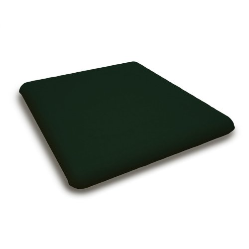 "Forest Green Seat Cushion - 18.5""D x 20""W x 2.5""H"