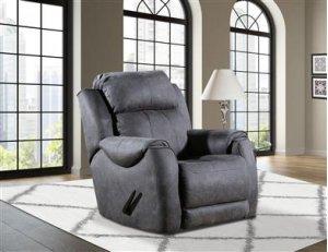Power Headrest Sofa w/ Console