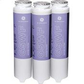 ®GSWF3PK REFRIGERATOR WATER FILTER 3-PACK