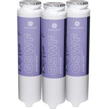 GE® GSWF3PK REFRIGERATOR WATER FILTER 3-PACK