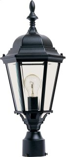 Westlake Cast 1-Light Outdoor Pole/Post Lantern Product Image