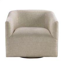 Sete Swivel Arm Chair
