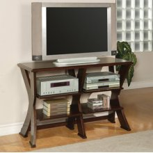 """Espresso"" Triple ""X"" Media Console"