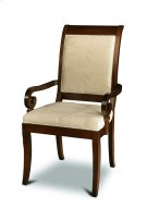 Louis Philippe Upholstered Arm Chair Product Image