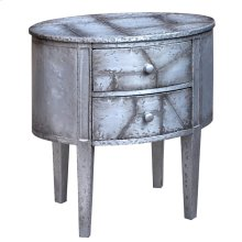 Lou Lou Bedside Cabinet With Tin