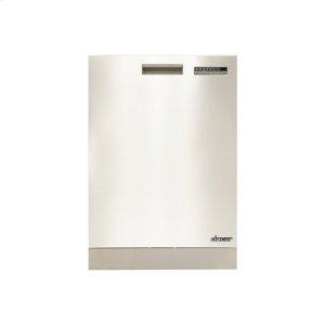 "DACORHeritage 24"" Flush Dishwasher, Stainless Steel"
