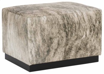 Merino Cocktail Ottoman in Mocha (751) Product Image