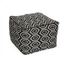 Diamond Pattern Pouf Product Image