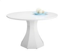 Sanara Dining Table - White