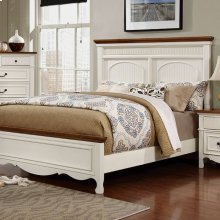 King-size Galesburg Bed