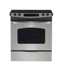 "30"" Slide-In CleanDesign™ Electric range"
