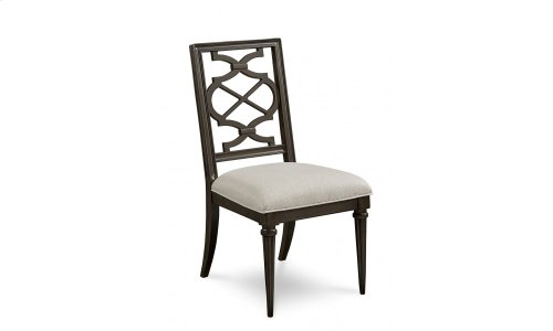 Morrissey Blake Side Chair Thistle