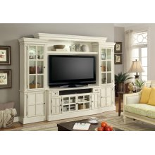 Charlotte 4 piece 62 in. Entertainment Wall