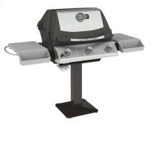 Gas Grill UH405 Ultra Chef® Series- NG Stainless