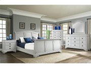 Cameron White Bedroom Product Image
