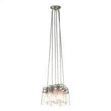 Brinley Collection Brinley 6 Light Pendant NI